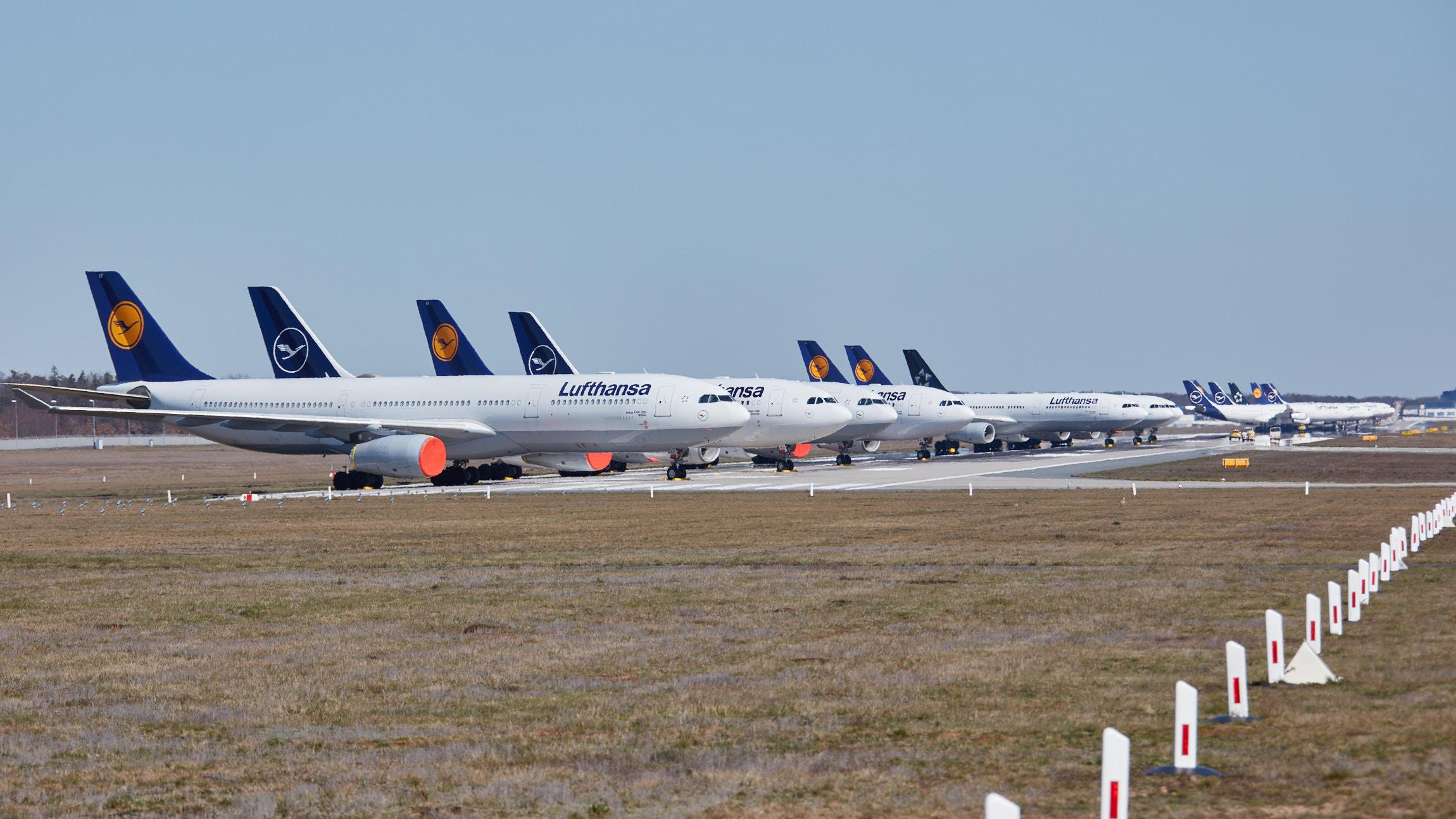 Lufthansa Group Stellenabbau
