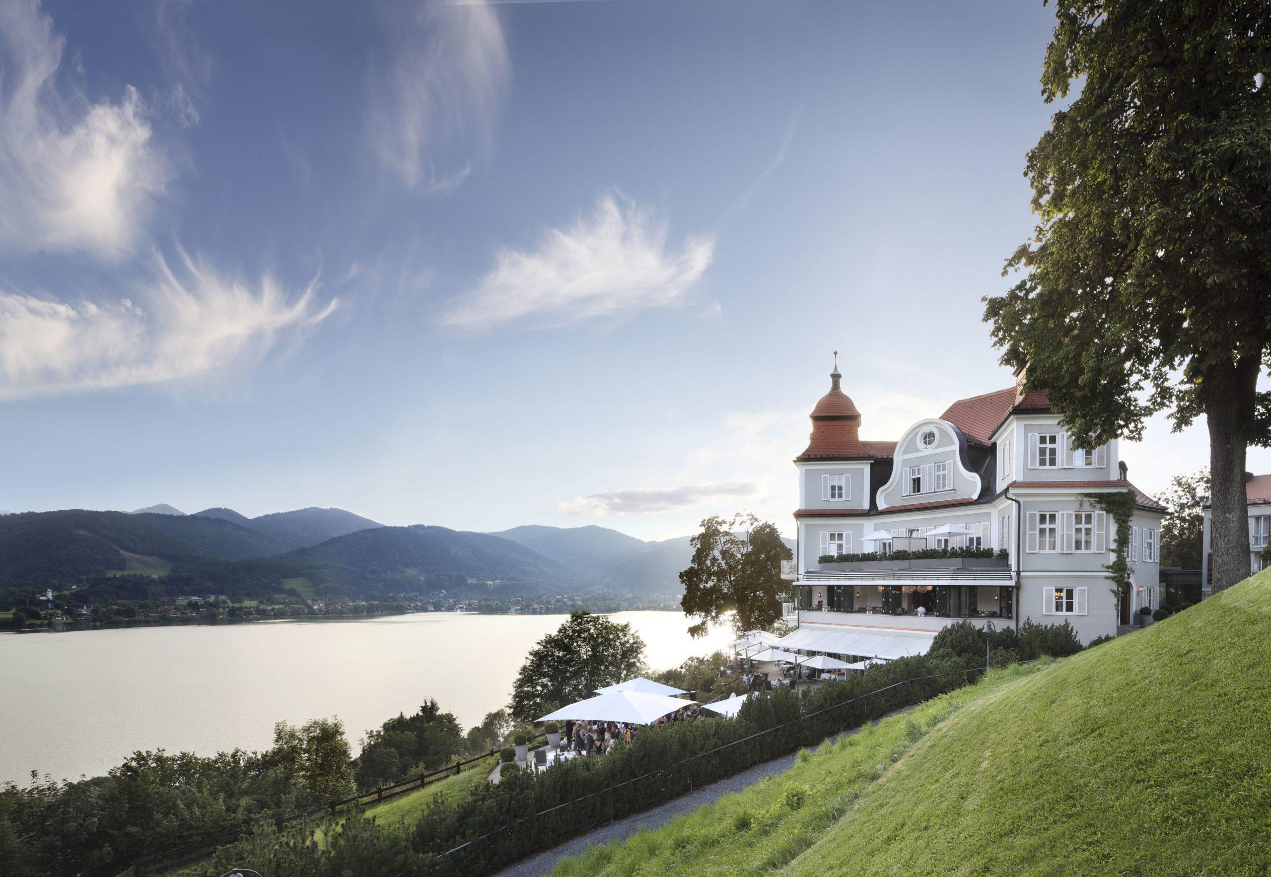 Hotels am See Das Tegernsee