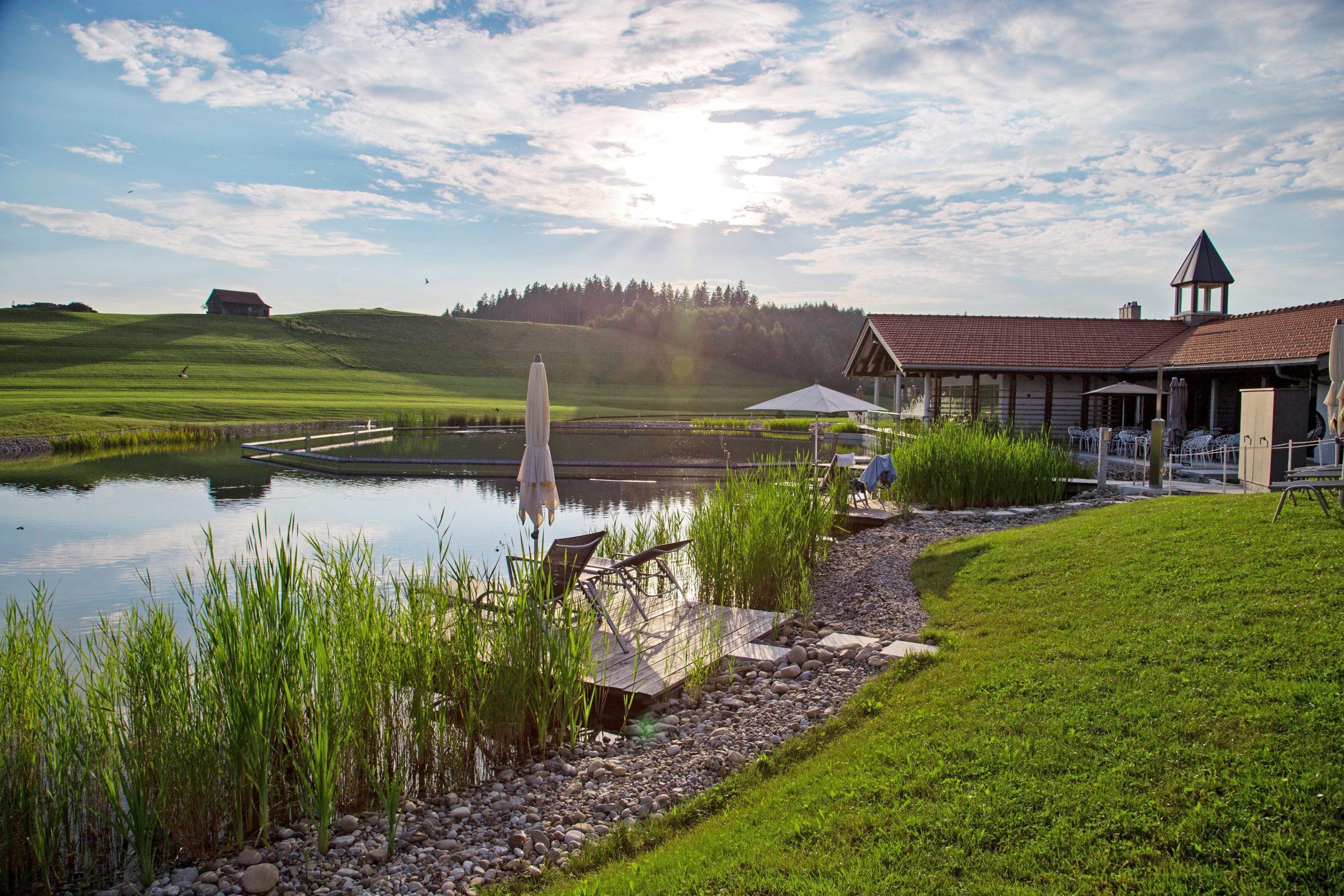 Hotels am See Haubers Naturresort