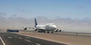 Lufthansa Rückholflüge