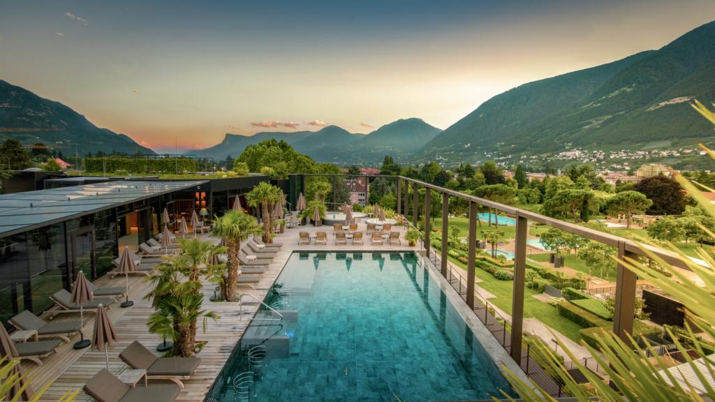 Sommertrip nach Südtirol: Auszeit im Hotel Therme Meran - InsideFlyer DE
