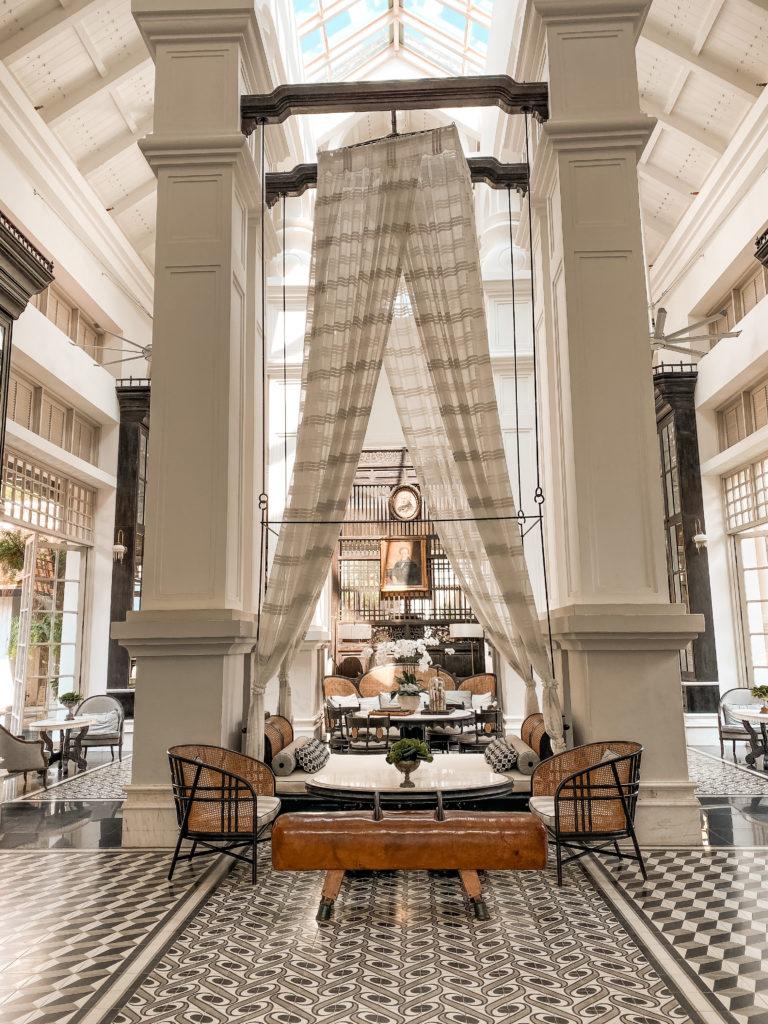 JW Marriott Phu Quoc Emerald Bay Resort & Spa Lobby