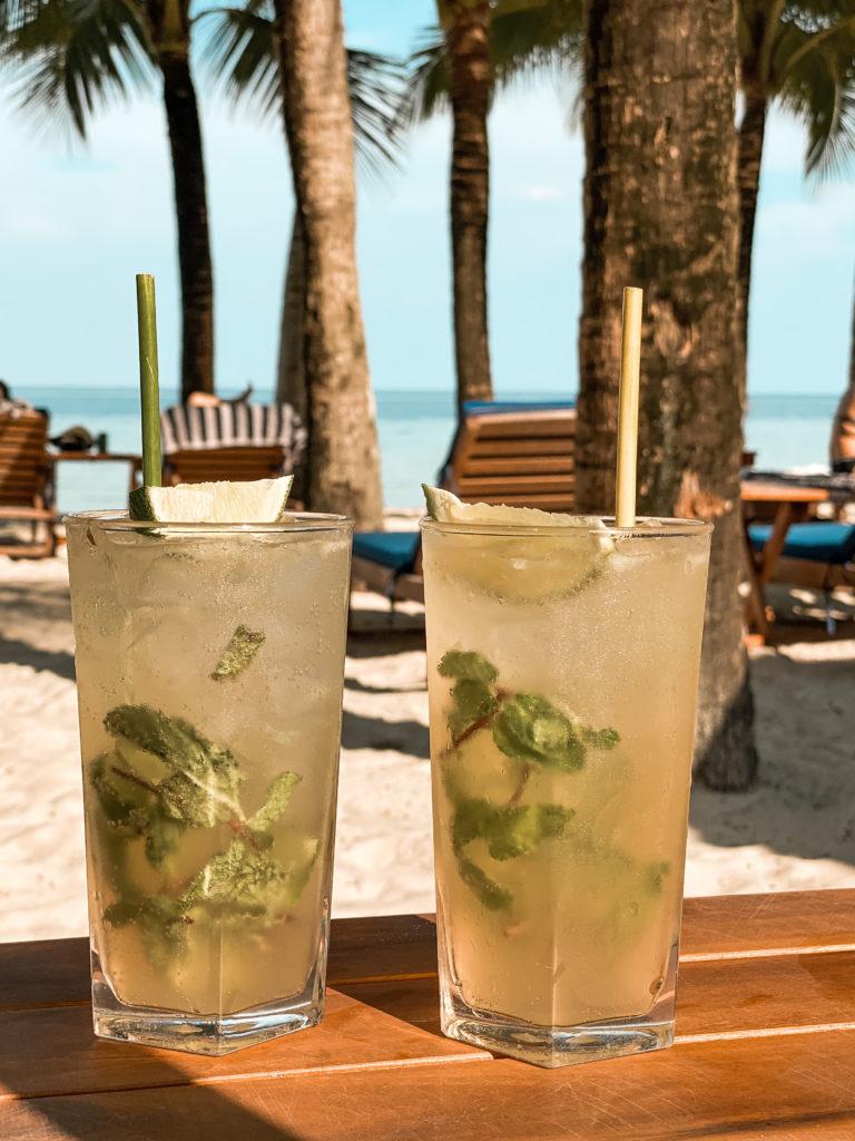 JW Marriott Phu Quoc Emerald Bay Resort Pool Drinks