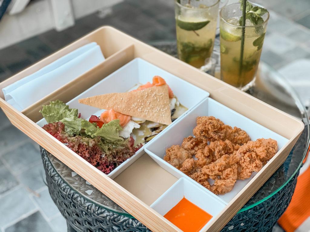 JW Marriott Phu Quoc Emerald Bay Resort Pool Snack