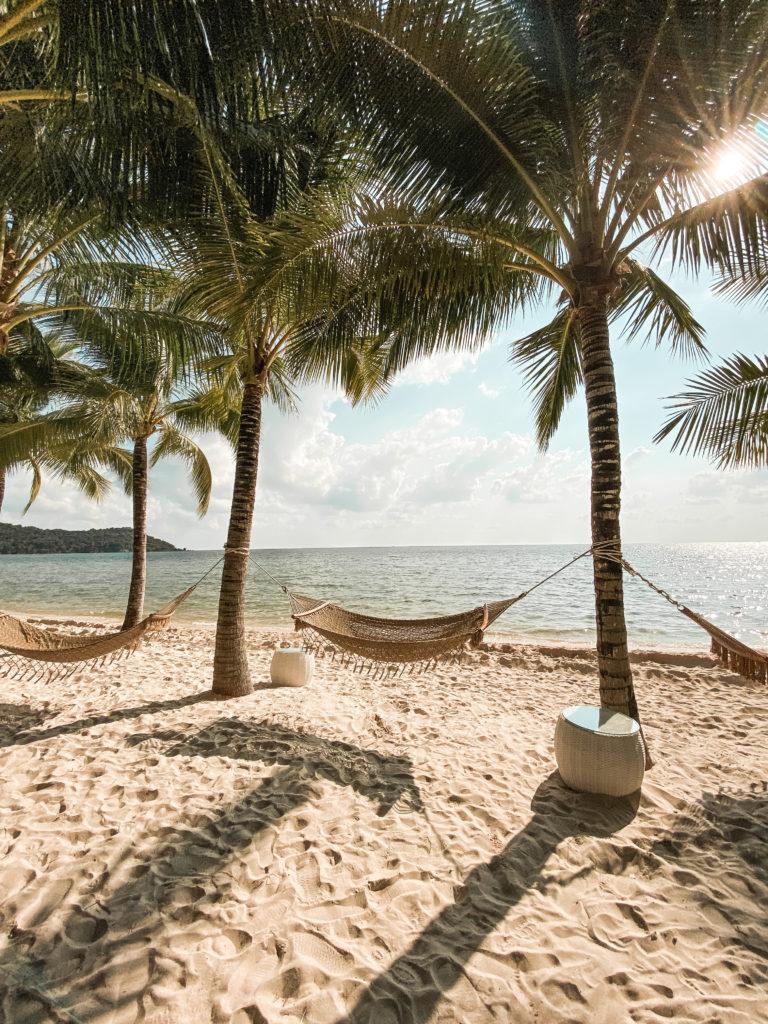 JW Marriott Phu Quoc Emerald Bay Resort Strand