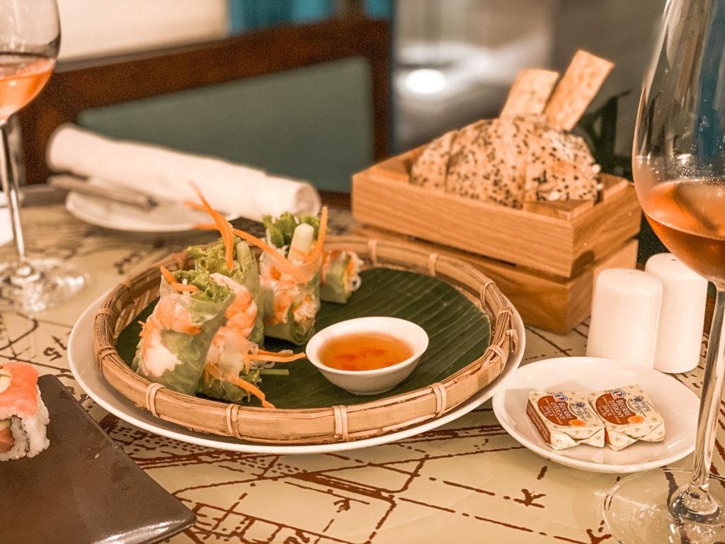JW Marriott Phu Quoc Emerald Bay Resort Dinner Tempus Fugit