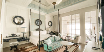JW Marriott Phu Quoc Emerald Bay Resort Turquoise Suite