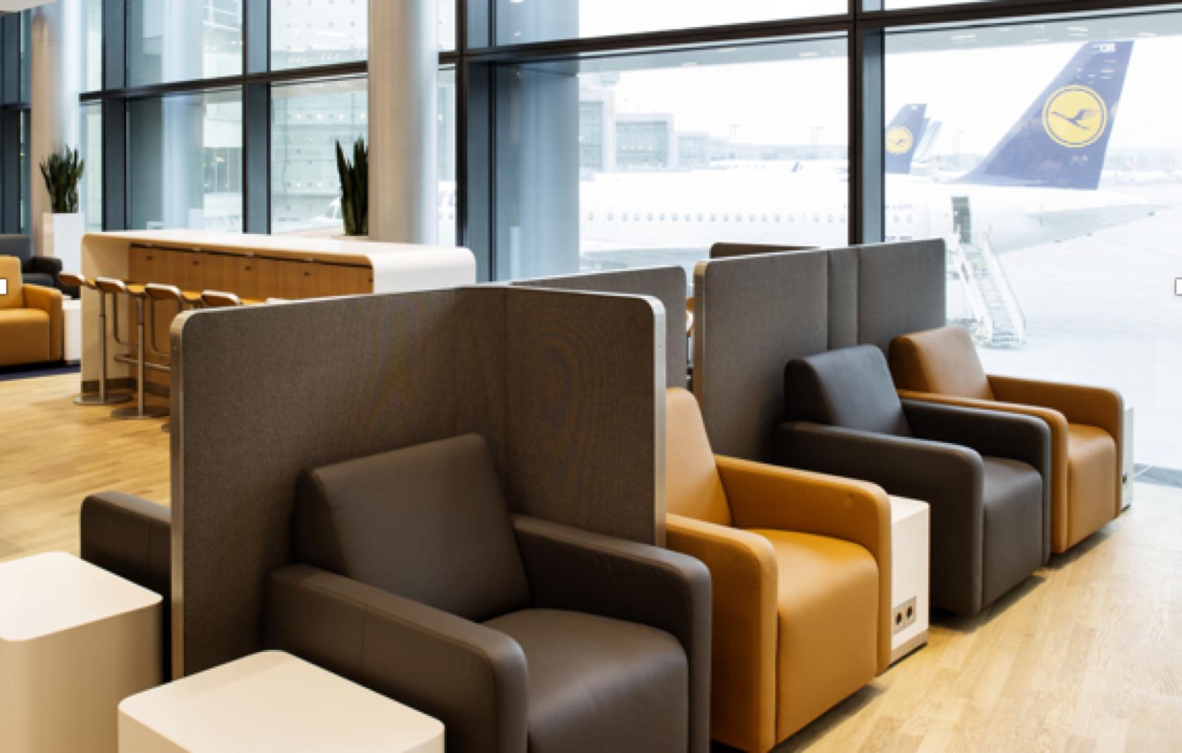 Lufthansa Lounge Zugang kaufen