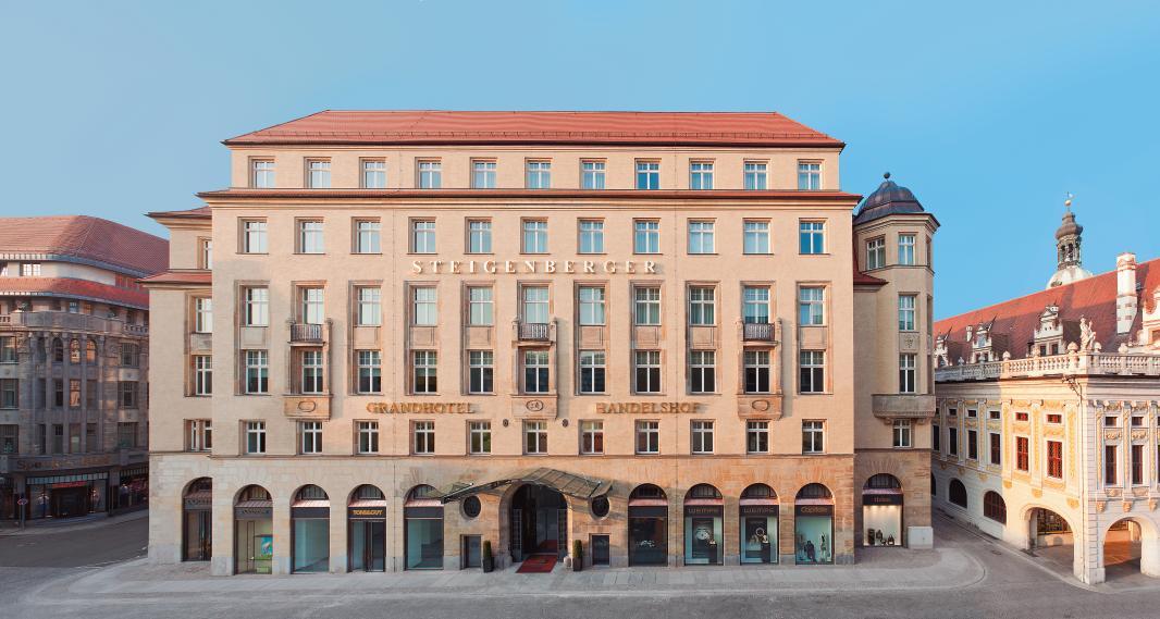 Hotelbetrieb bei Steigenberger wird wieder aufgenommen