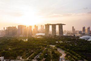 Günstige Business Class Flüge nach Singapur