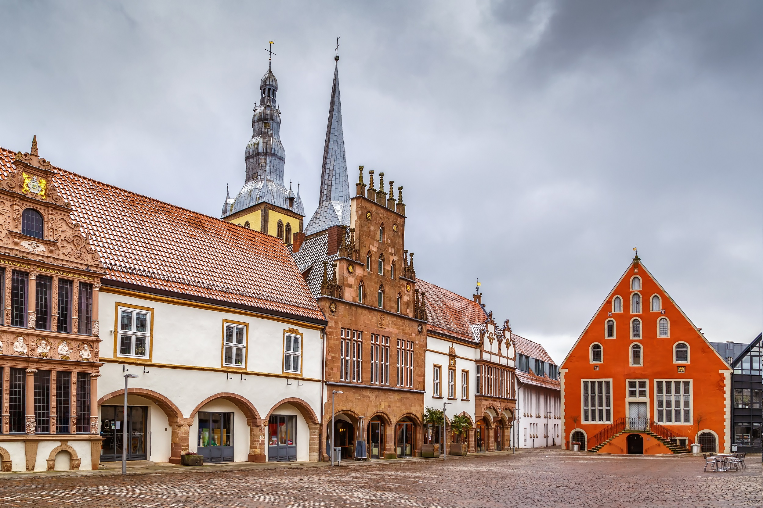 Citytrips in Deutschland