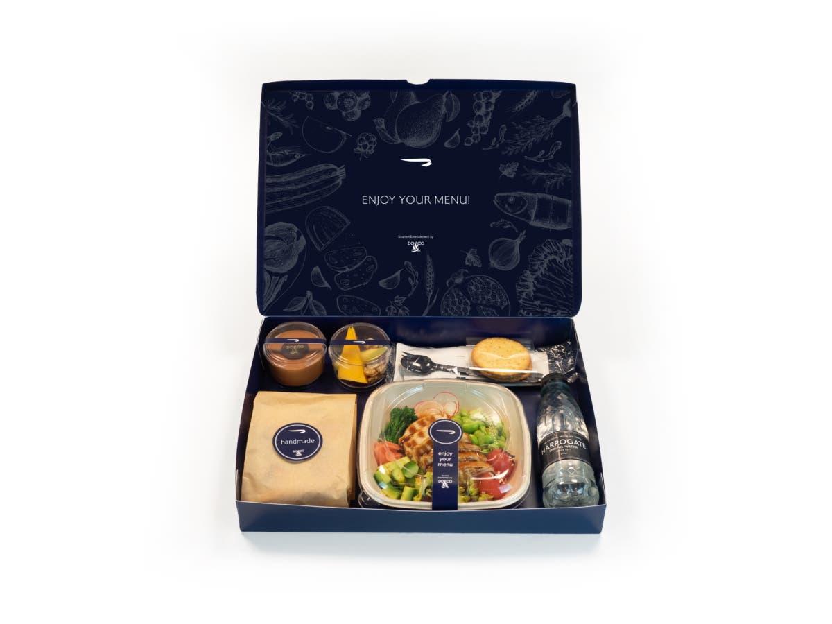 British Airways Catering COVID-19