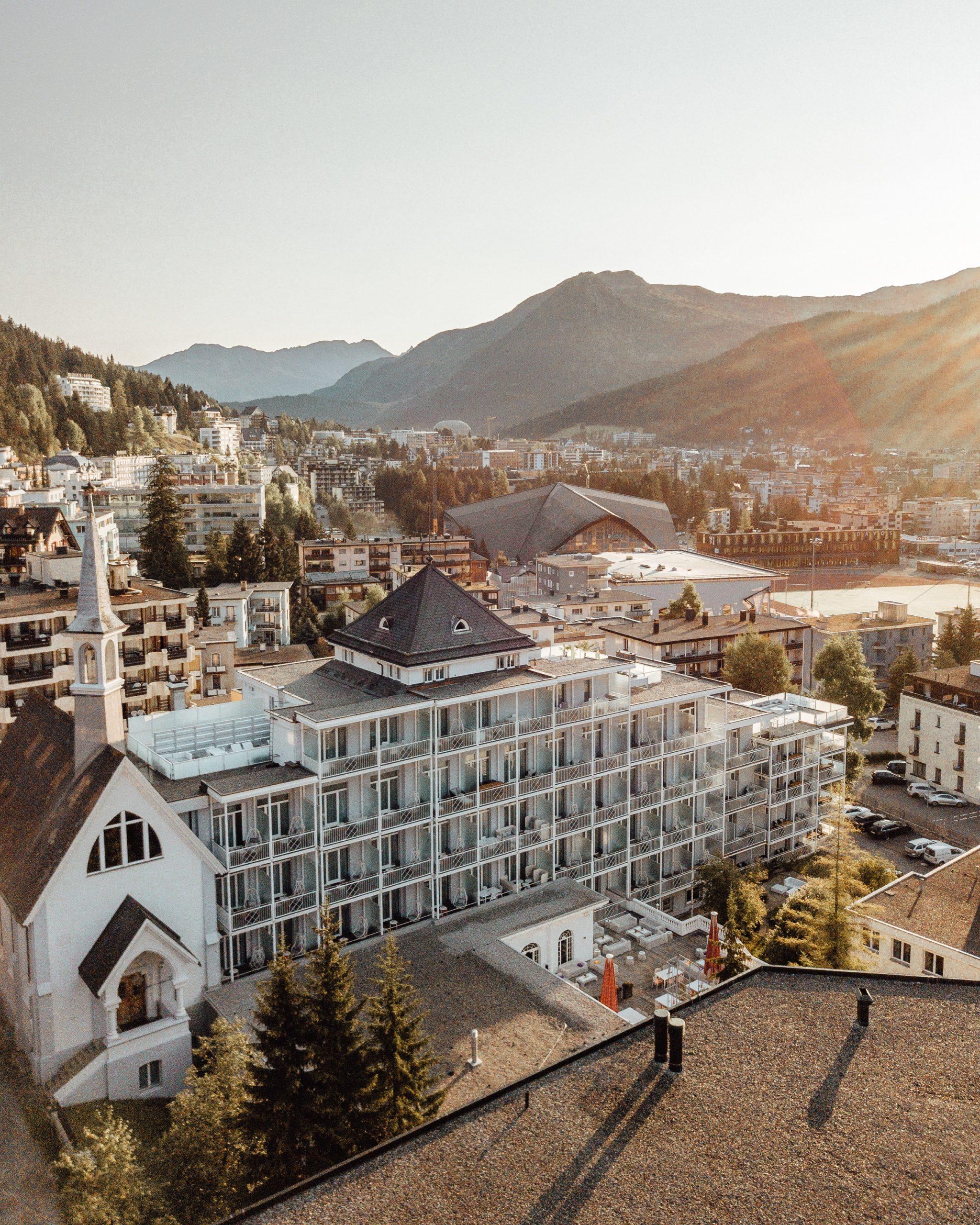 Trip nach Davos