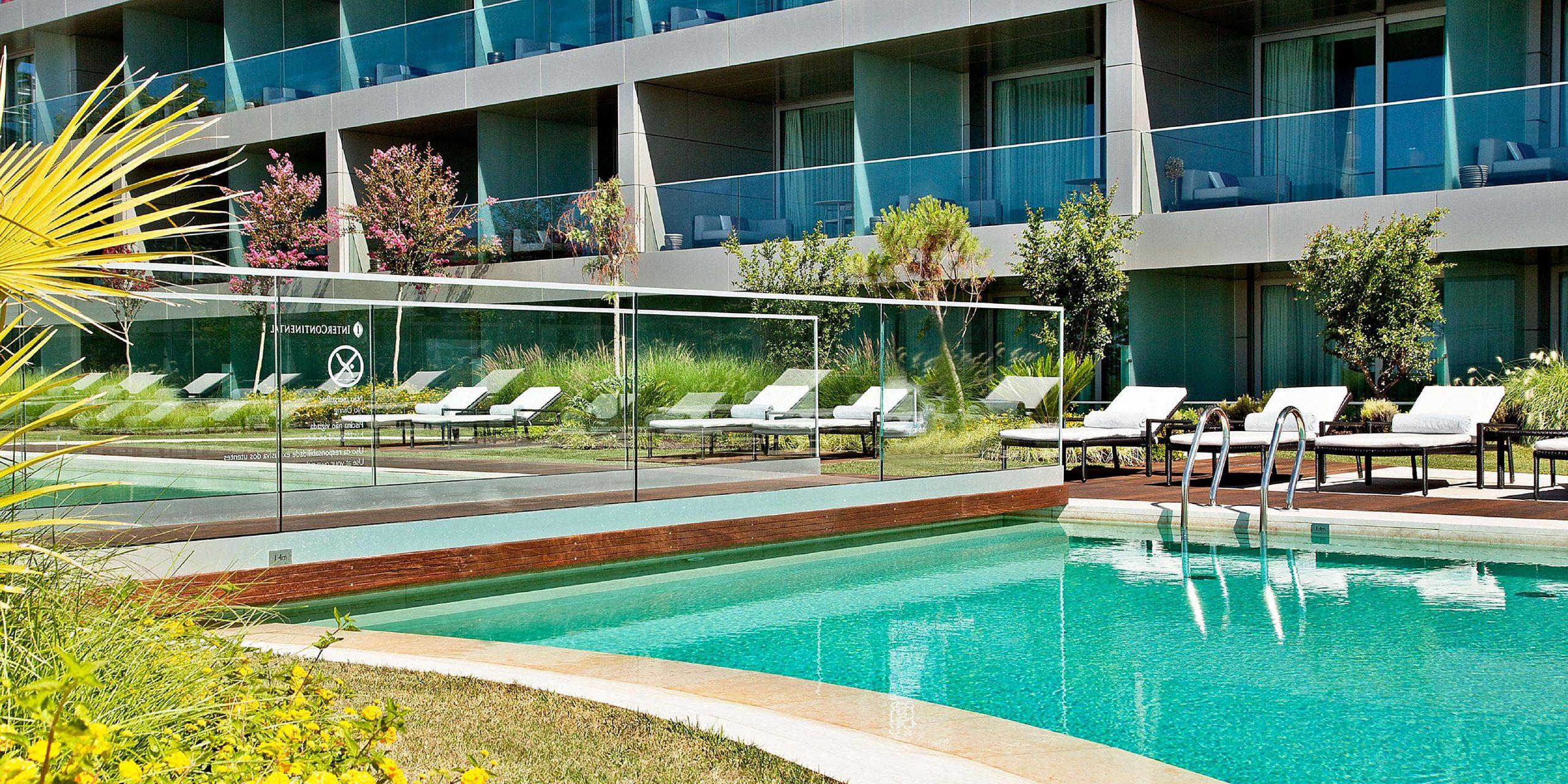 Kostenfreie Übernachtung bei InterContinental Hotels