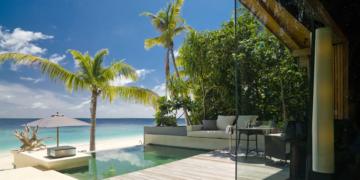 Pool Villa im Park Hyatt Maldives zum Sonderpreis