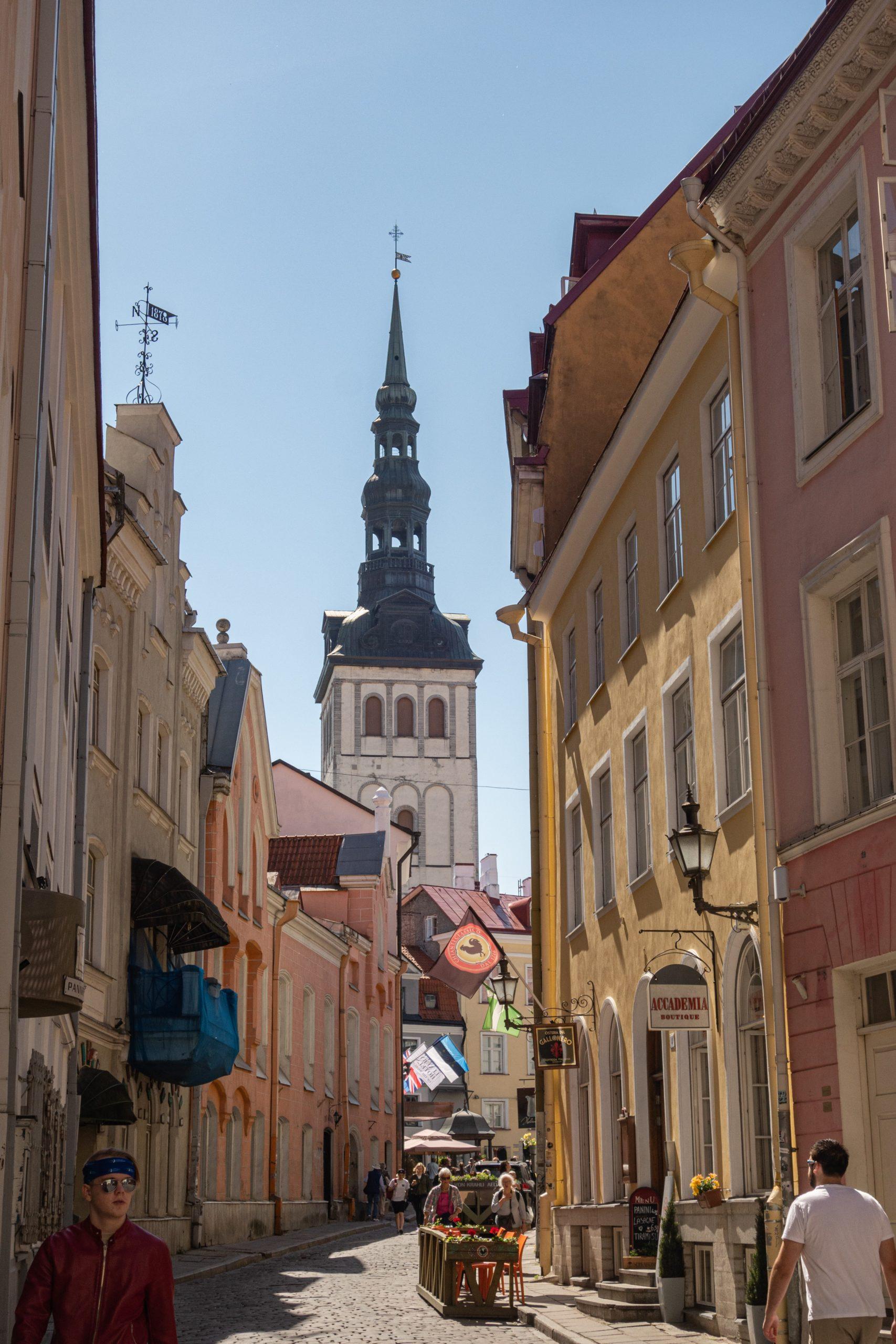 Sommertrip ins Baltikum