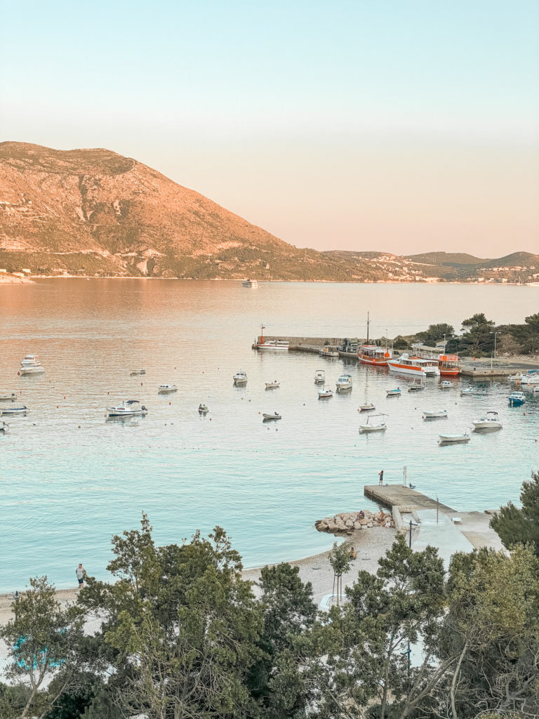 Sheraton Dubrovnik Riviera Ausblick