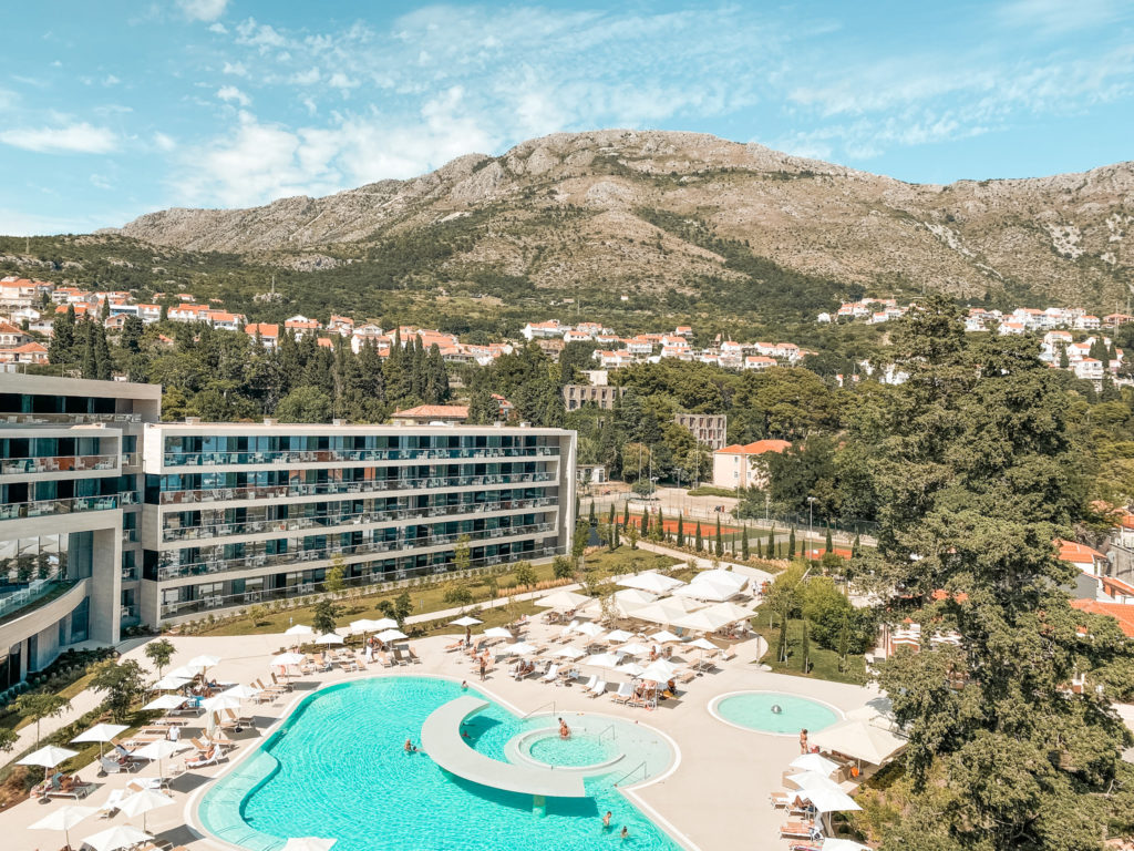 Sheraton Dubrovnik Riviera Pool