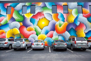 Murals, die Street-Art-Fans begeistern
