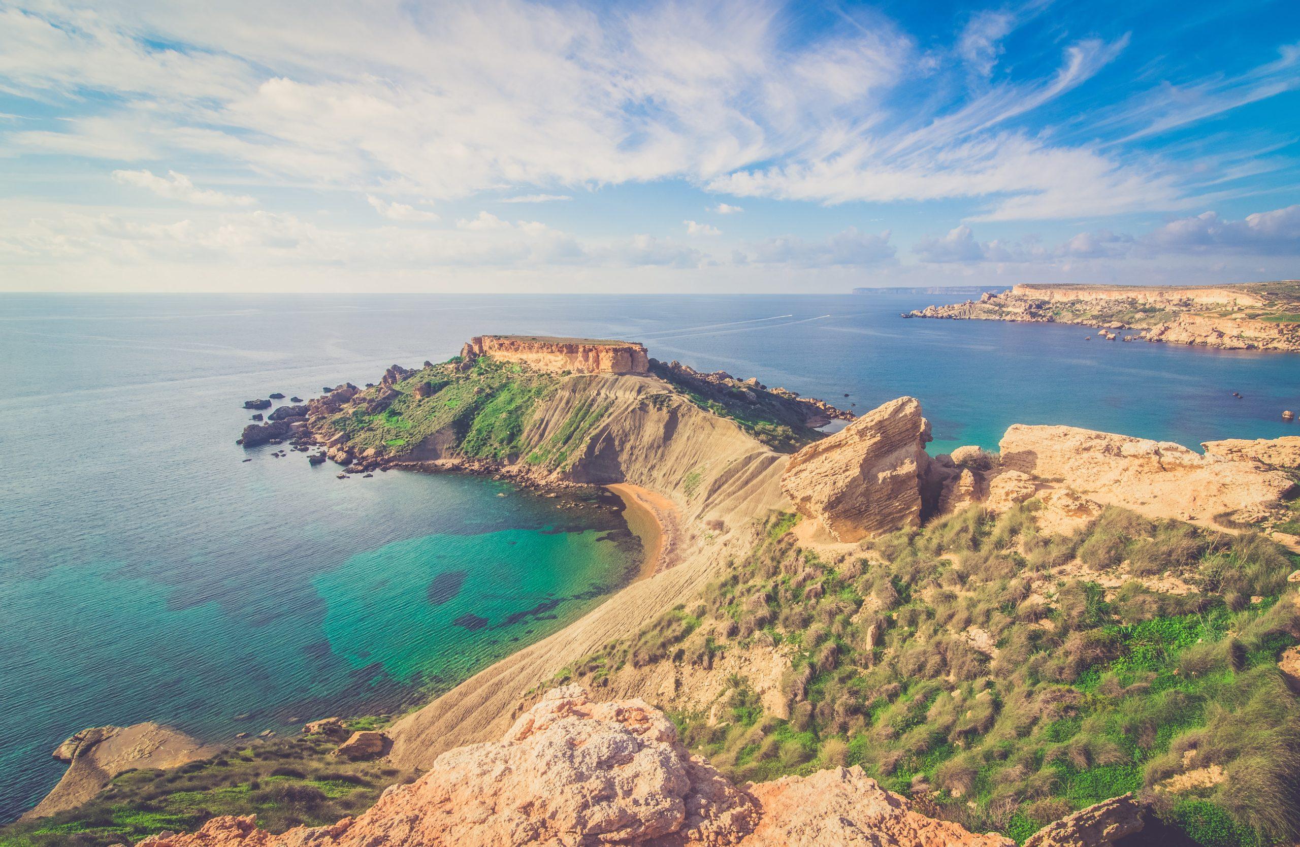 Flüge nach Malta