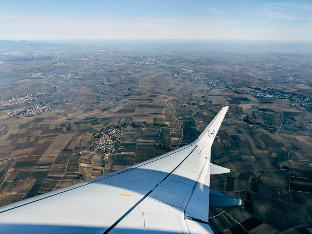 Lufthansa führt neue Routen ein