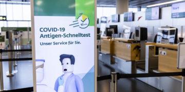 COVID-19 Schelltest Austrian Airlines