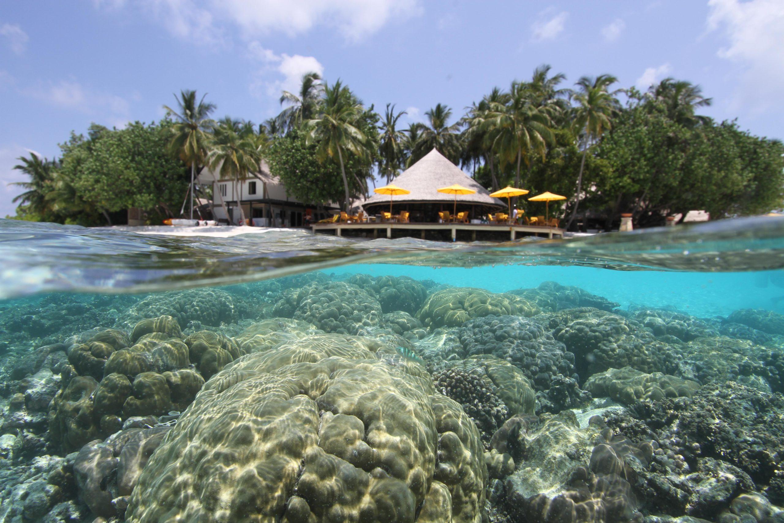 Privatvilla auf den Malediven