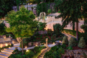 Rocco Forte enthüllt geheimen Garten in Rom