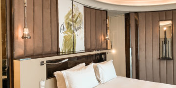 Sofitel Frankfurt Opera Luxury Room