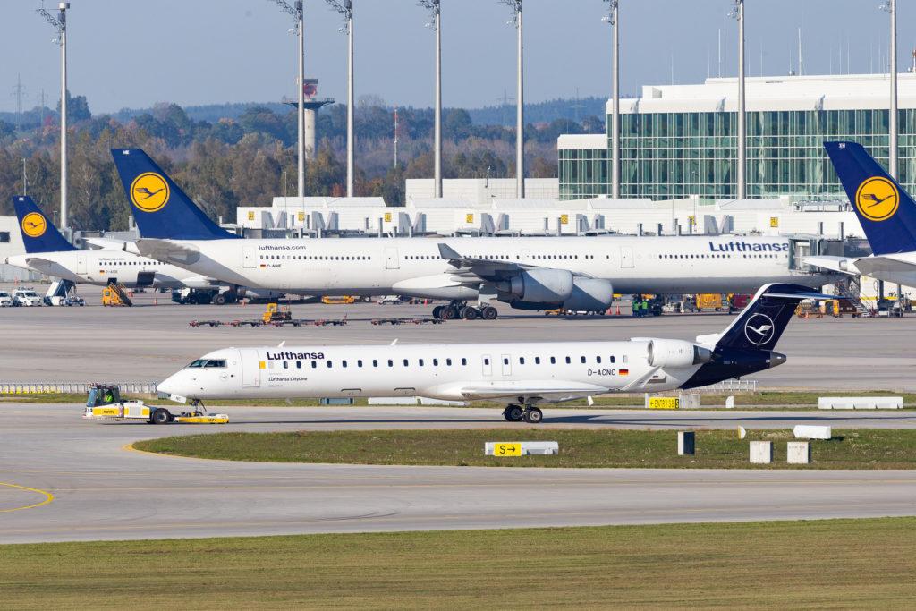 Lufthansa Black Friday