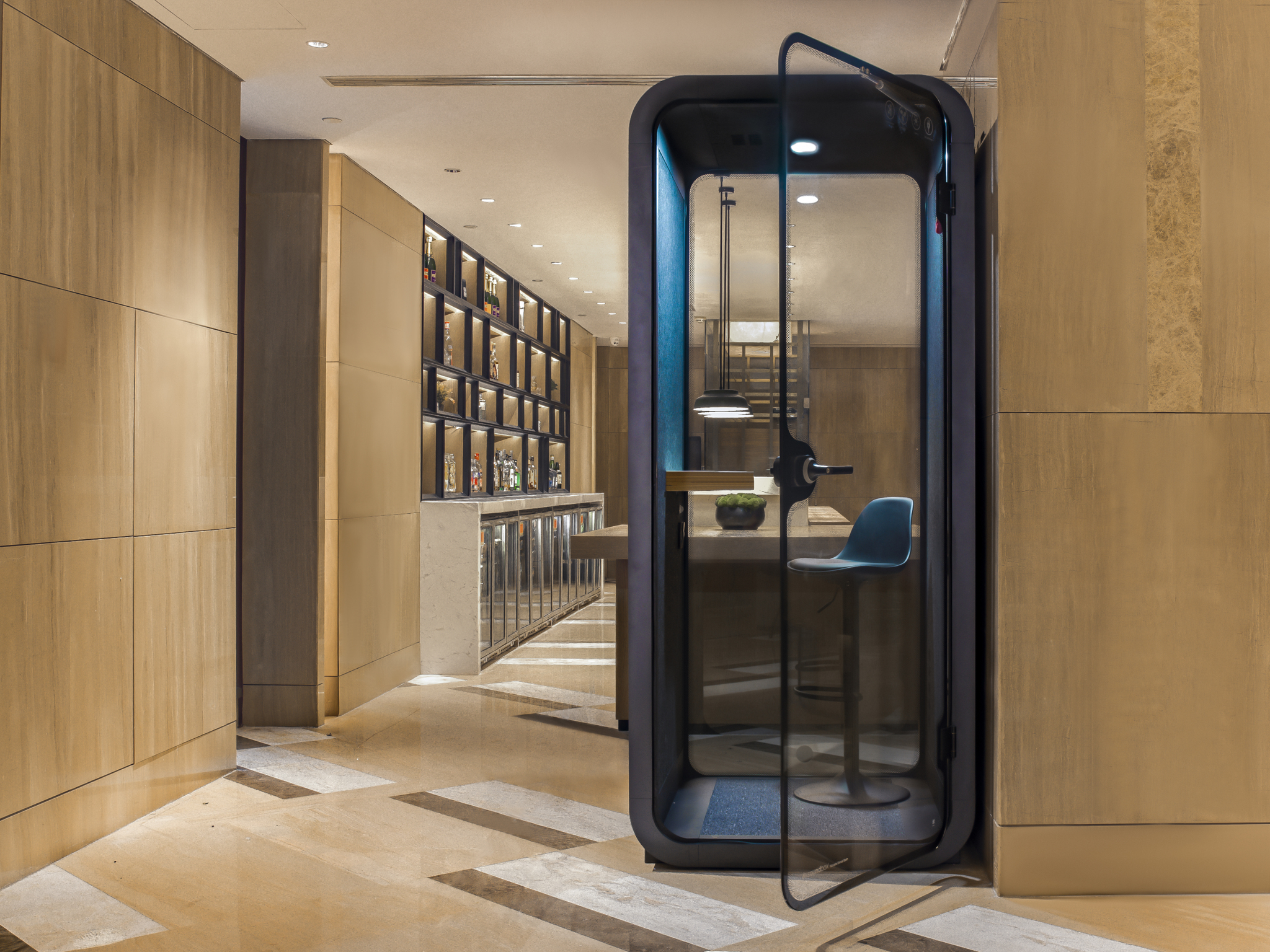 Neues Sheraton Hotels & Resorts Design