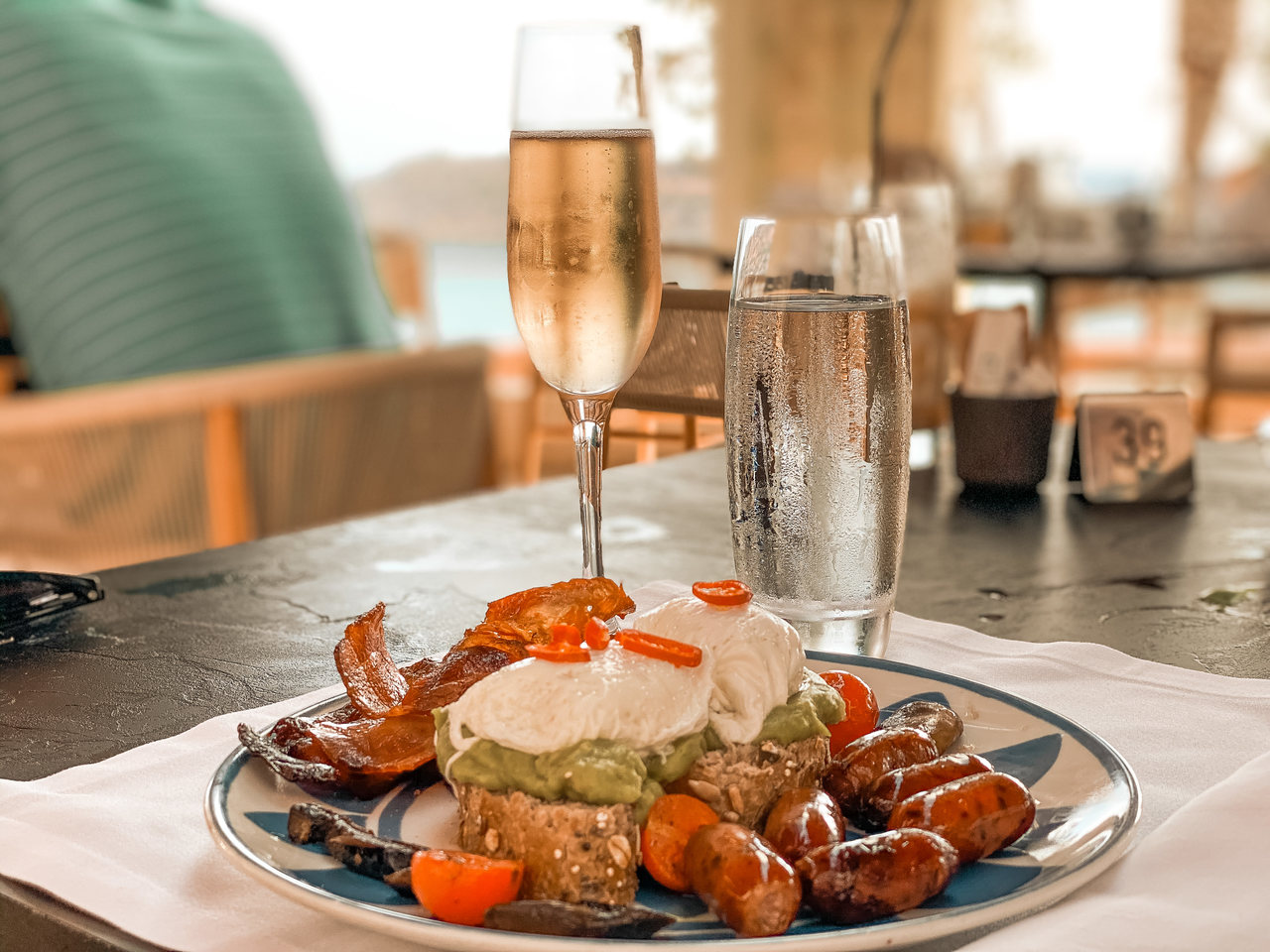 Blue Palace Resort Frühstück