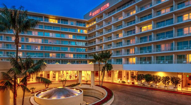 Historische Hilton Hotels