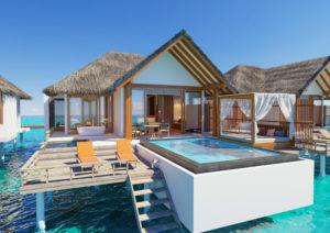Urlaub auf den Malediven
