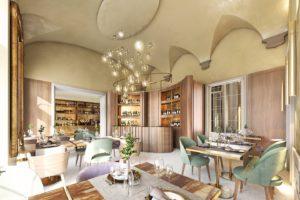 Grand Universe Lucca Restaurant