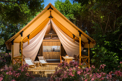 (c) Valamar Krk Premium Camping Resort