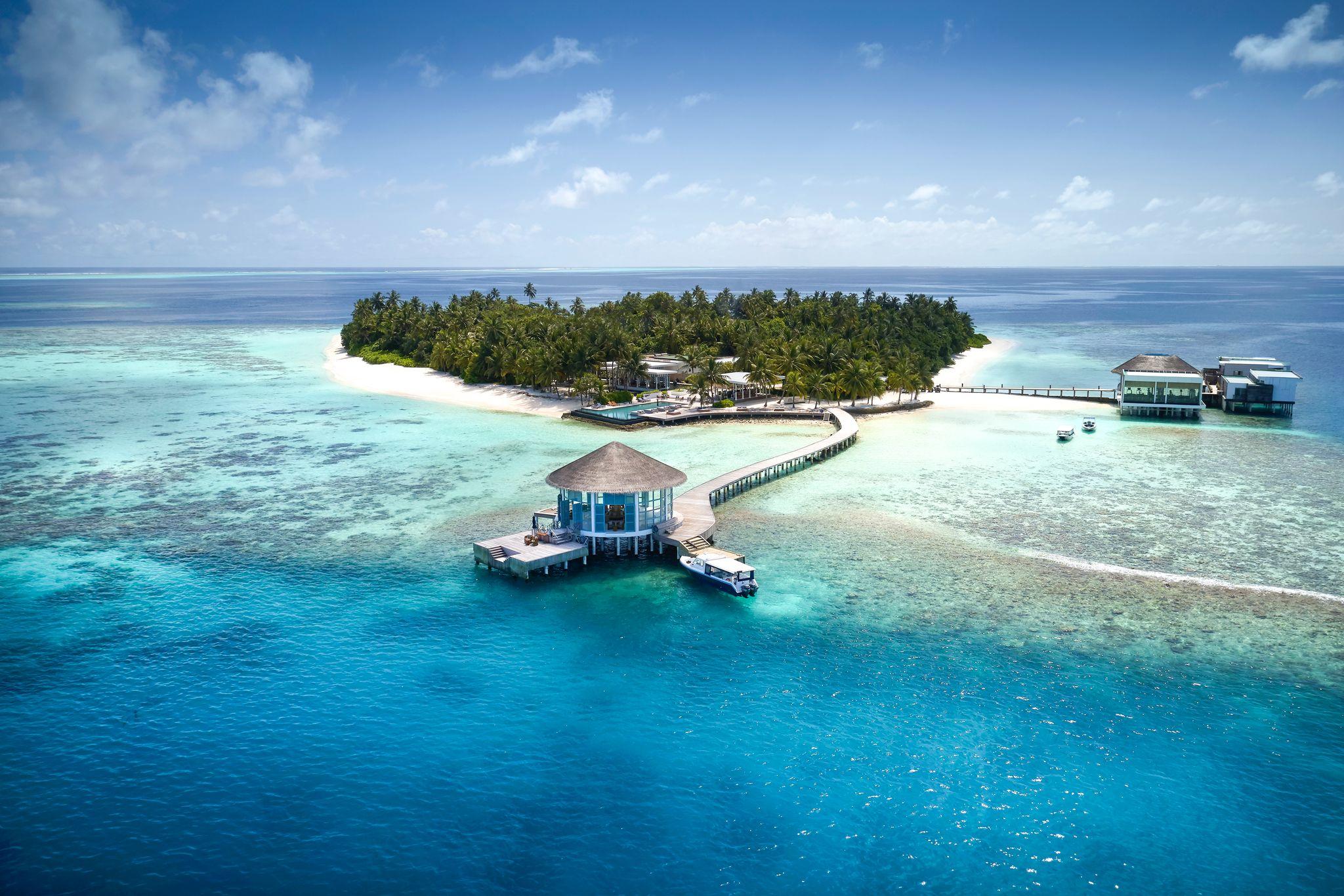 Privatinseln der Malediven
