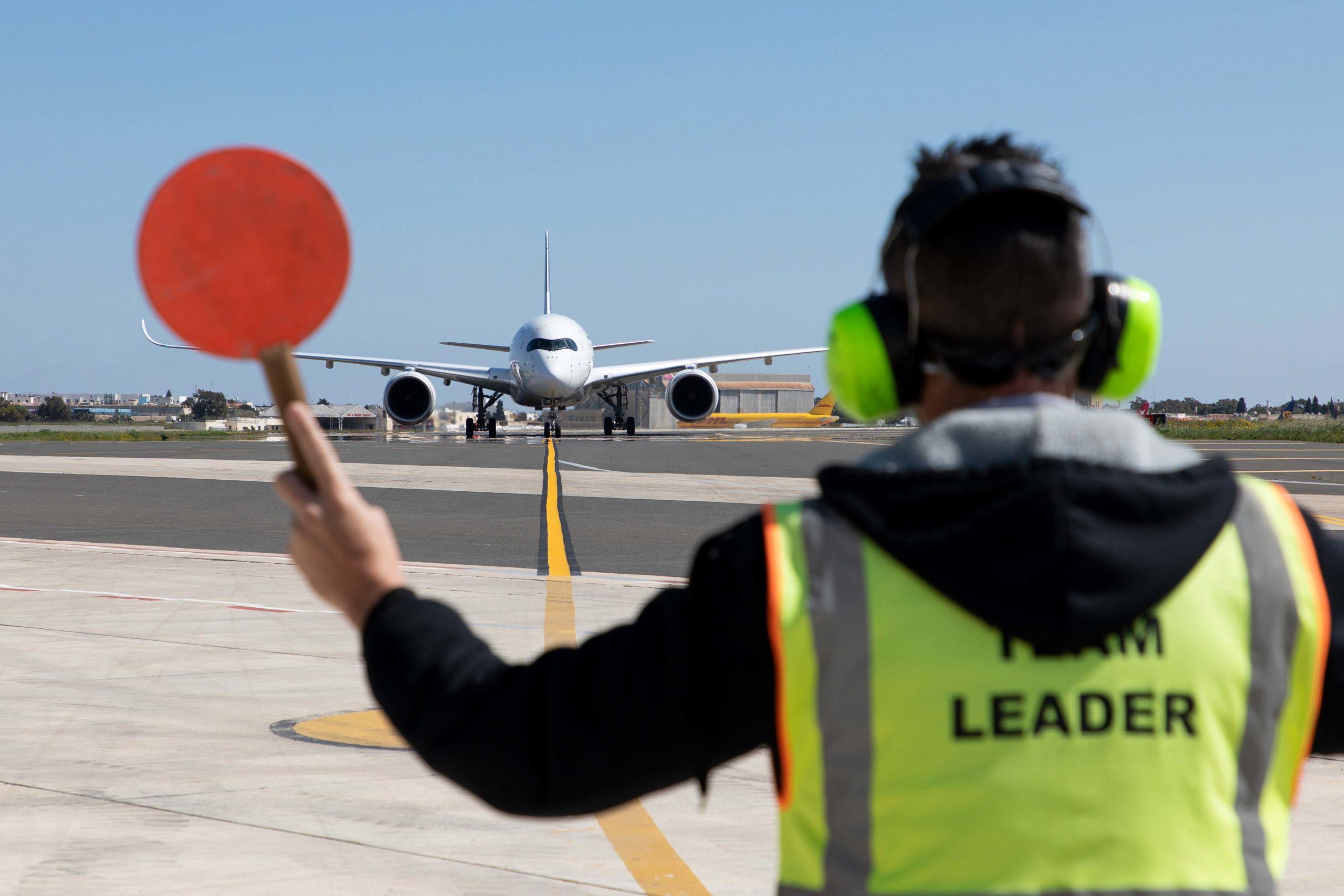 Lufthansa Klimaforschungsflieger