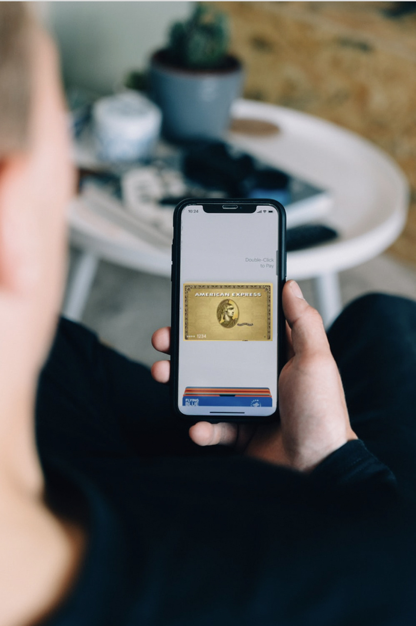 American Express Business Gold Kreditkarte