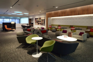 Amex Centurion Lounges