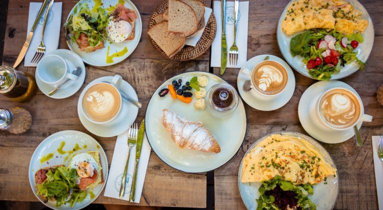 Frühstücks-Spots in Dubai