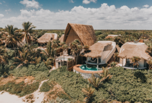 Design Hotels am Strand