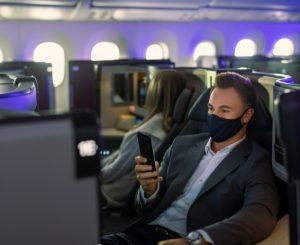 Qatar Airways Business Class Boeing 787