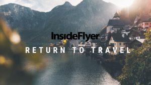 InsideFlyer Return to travel Gewinnspiel
