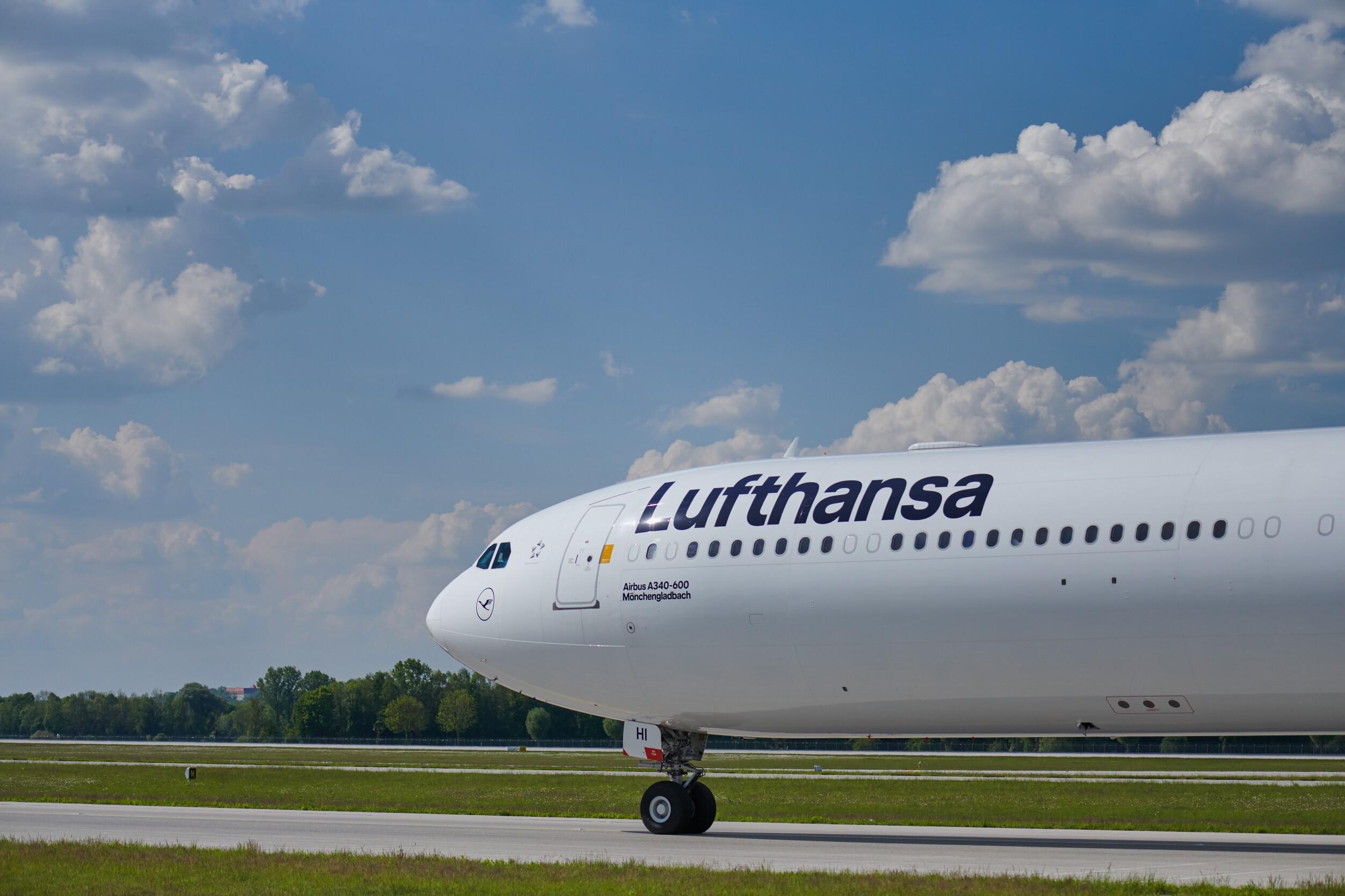 Lufthansa reaktiviert A340-600