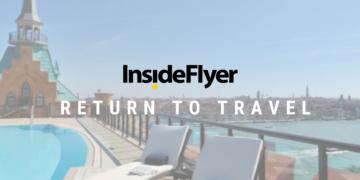 InsideFlyer Return to travel Hilton Molino Stucky