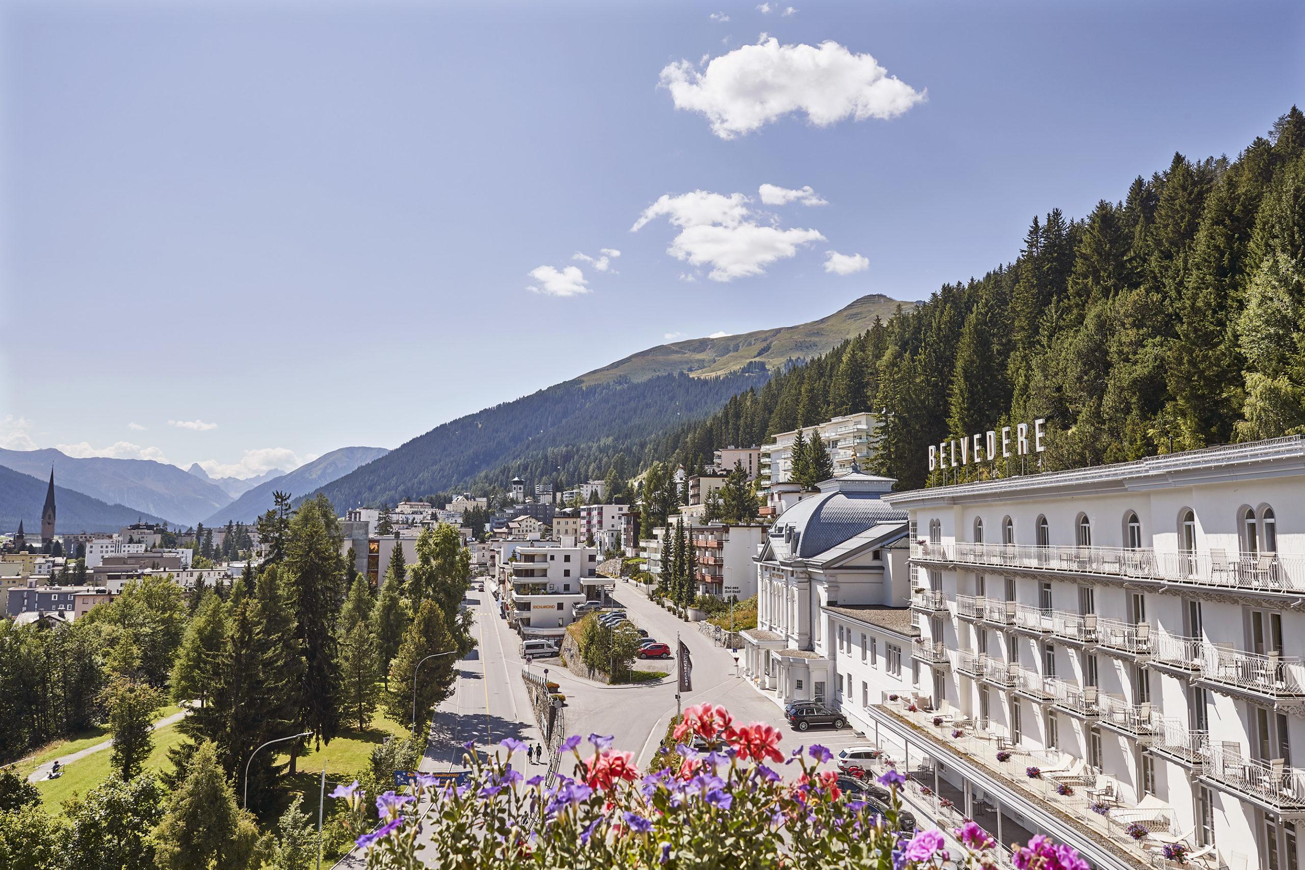 Kurzurlaub in Deutschland, Österreich, Schweiz