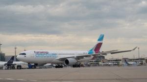 Erstflug Eurowings Discover