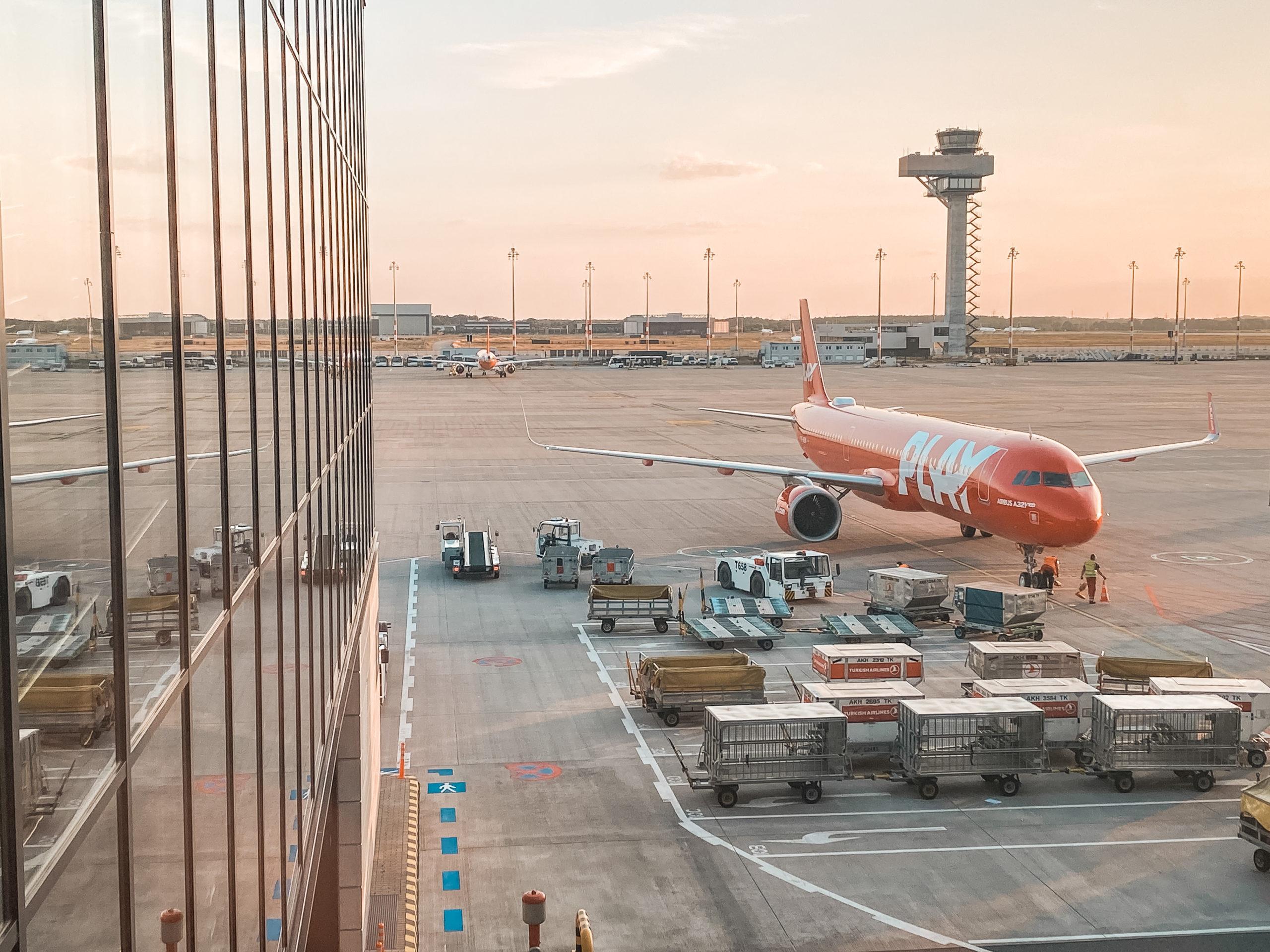 PLAY Flüge nach Berlin