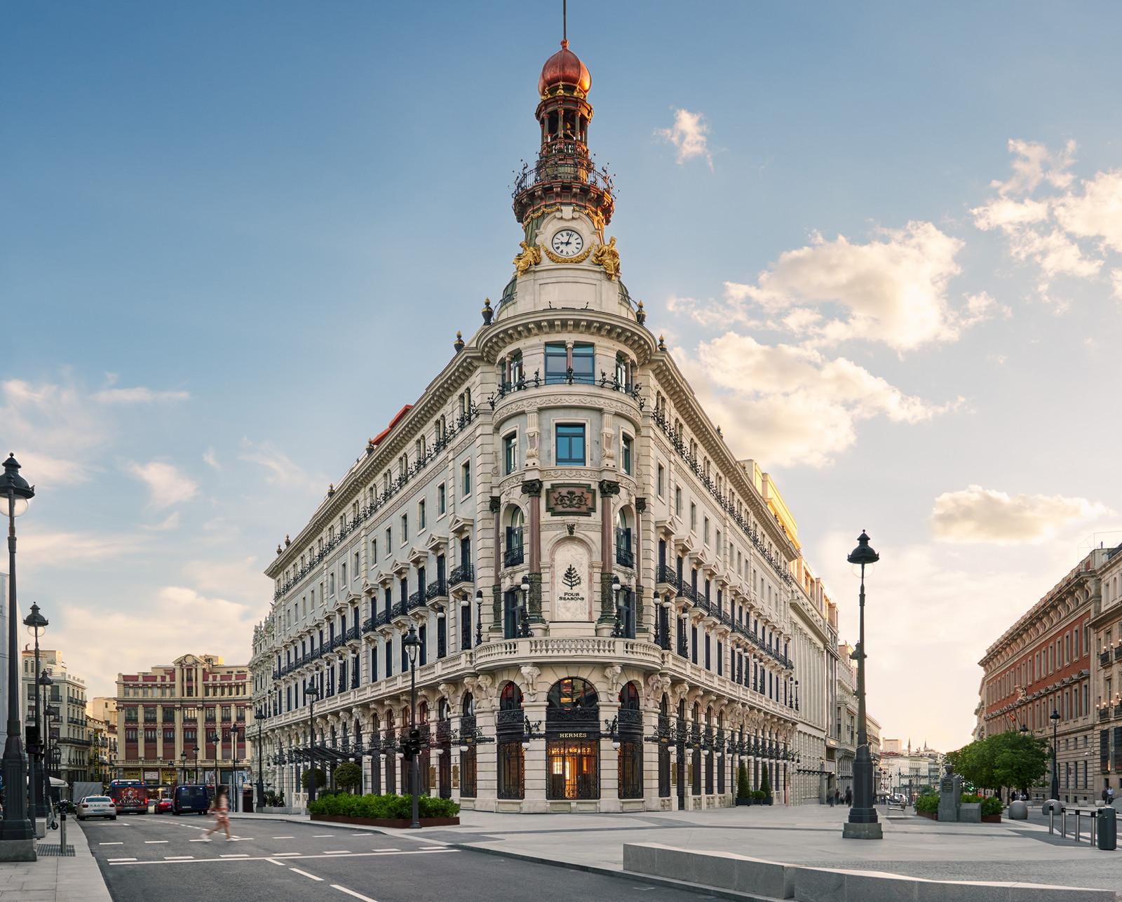 Sechs malerische Roadtrips durch Europa mit Four Seasons Hotels & Resorts
